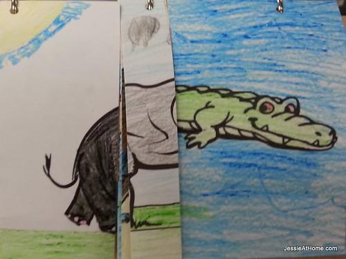 Daisy-Animal-Flip-Books-Alligator-Mix-A-Roo