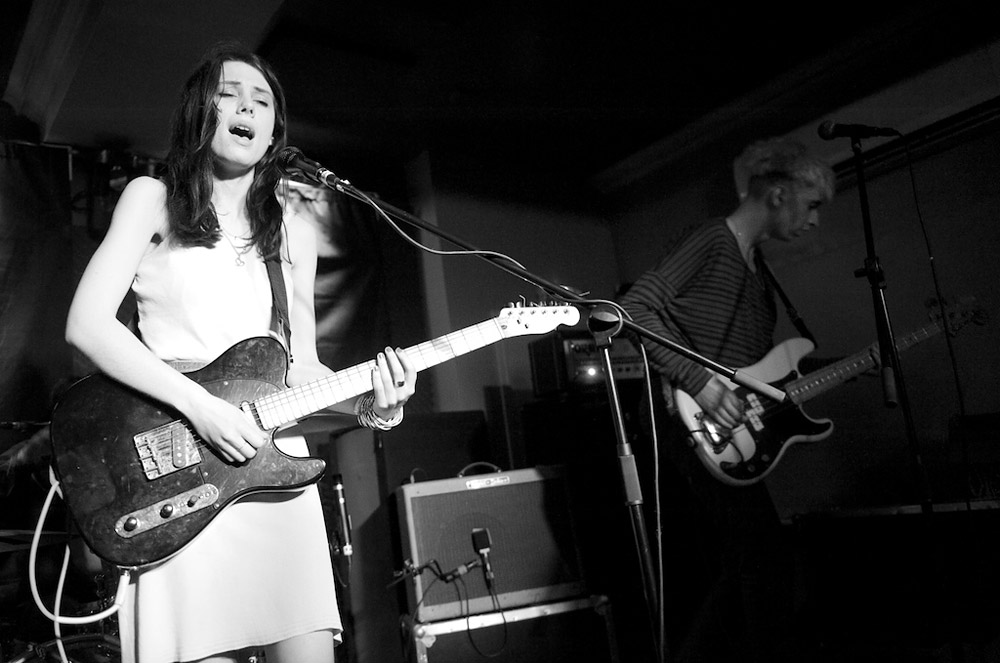 Wolf Alice @ Portland Arms, Cambridge 14/05/14