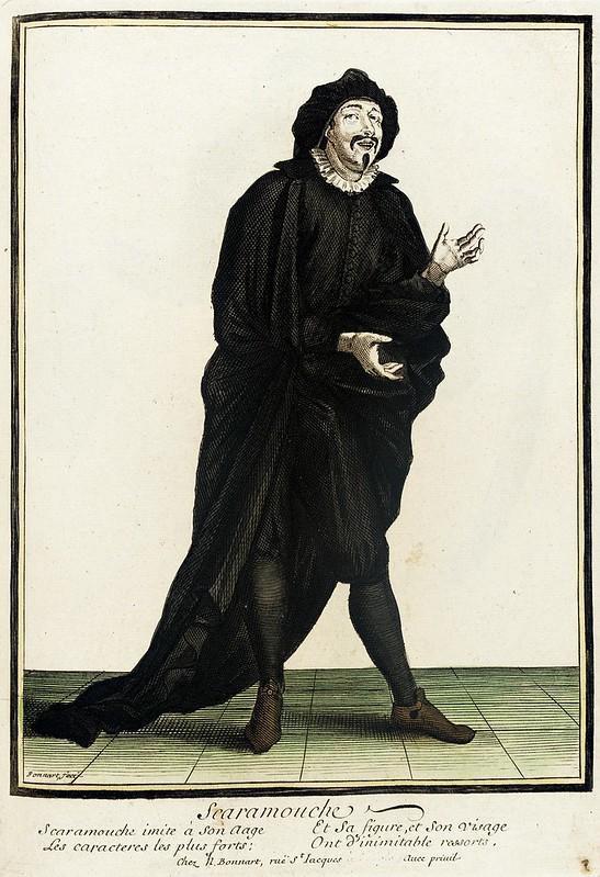 Recueil des modes de la cour de France, 'Scaramouche' LACMA M.2002.57.152