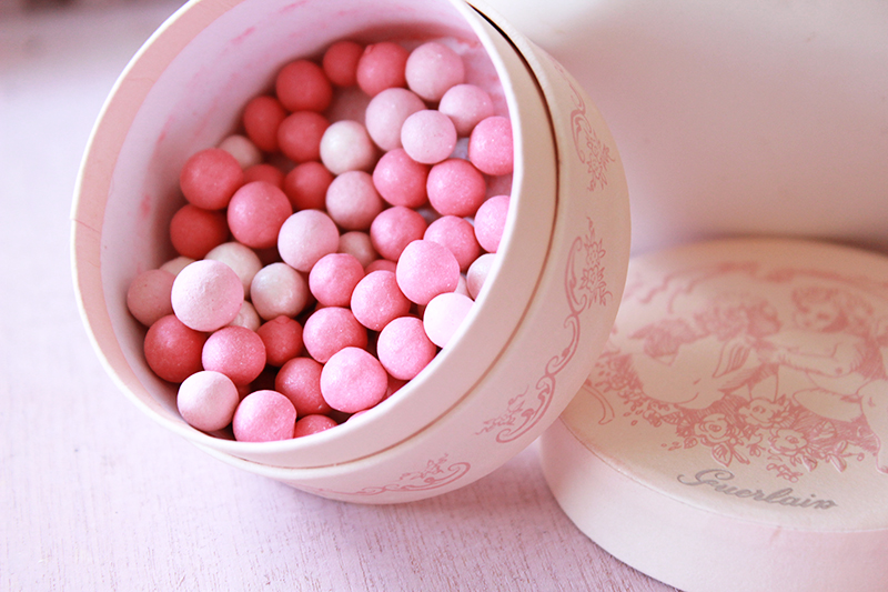 The Belle Of The Ball: Guerlain's Météorites Perles De Blush