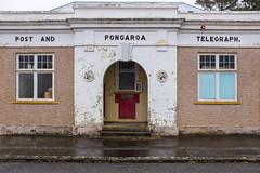 Postal, Pongaroa, New Zealand