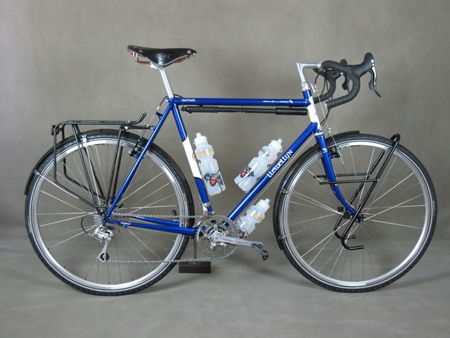 Mike's touring bike