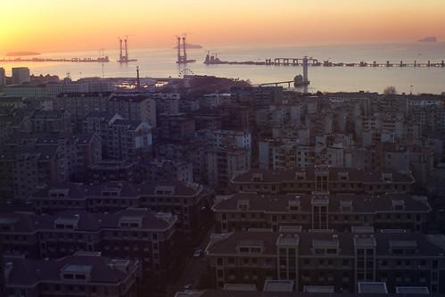 china park square dalian mcdonalds kfc seaworld dumplings liaoning xinghai lushun