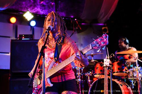 Divinity Roxx & Stacey Lamont / Divinity Roxx & Band (SAD_20150129_NKN8044)