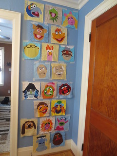 all 20 Muppets blocks done!
