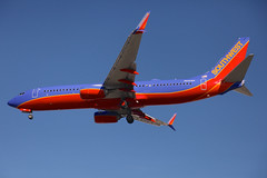 Southwest Airlines B737-800 N500WR