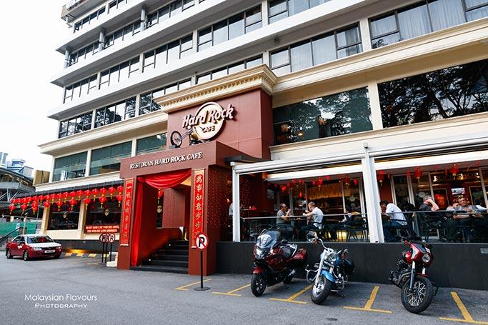 Hard Rock Cafe Kl Concorde Hotel Kuala Lumpur Malaysian Flavours