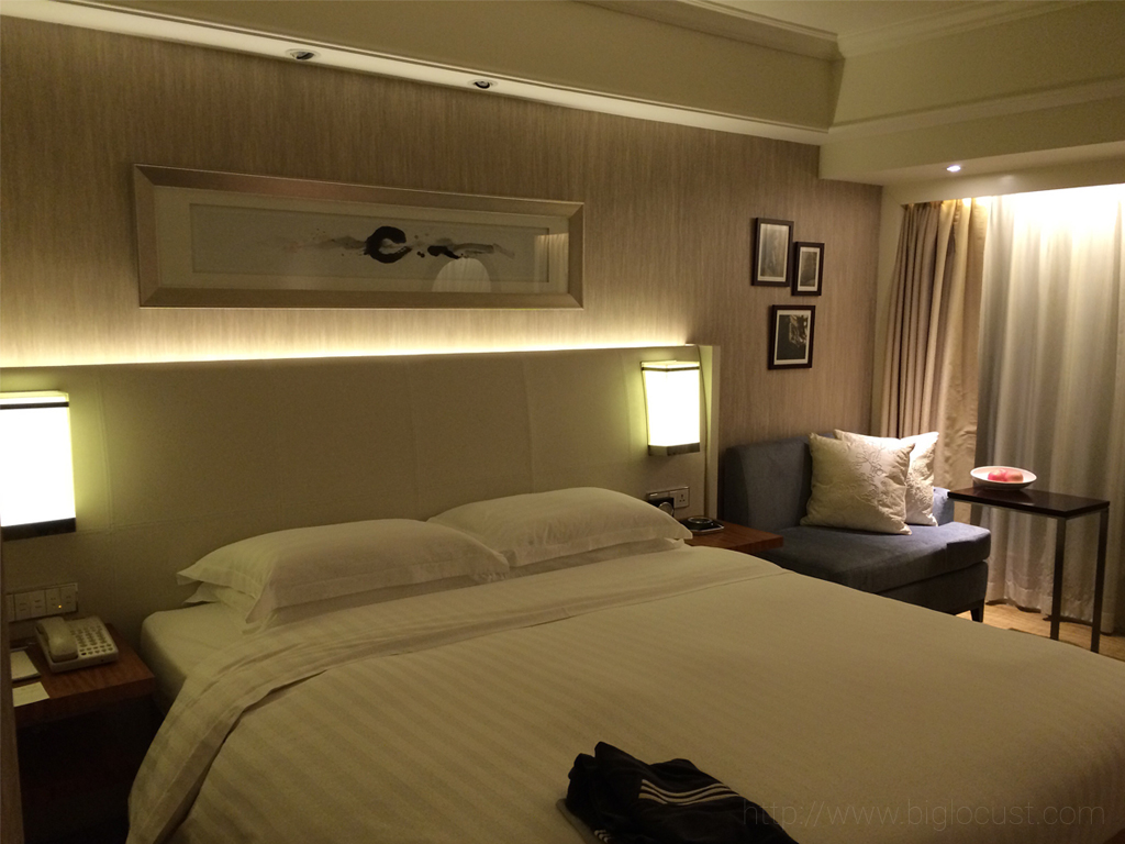 Grand Hyatt Beijing - Bed