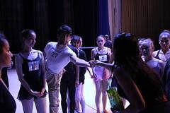 Audición para ingreso de Ballet de Cámara