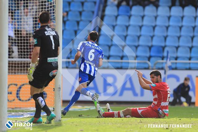 Liga BBVA. R.C.Deportivo - Granada