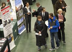 College of DuPage Hosts Career Fair 2015 7