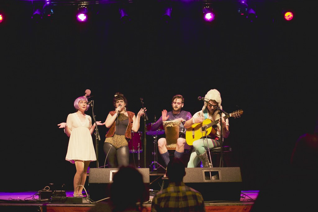 Churls at The Bourbon Theater - Take Cover | Jan. 30, 2015