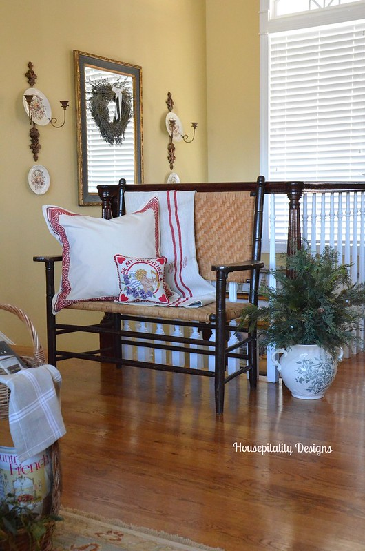 Antique Bench - Housepitality Designs