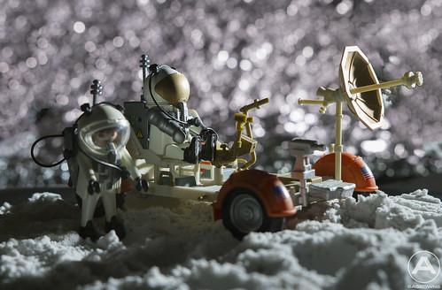 LRV Lunar Rover