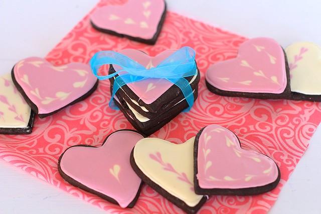 Chocolate Sugar Cookies4
