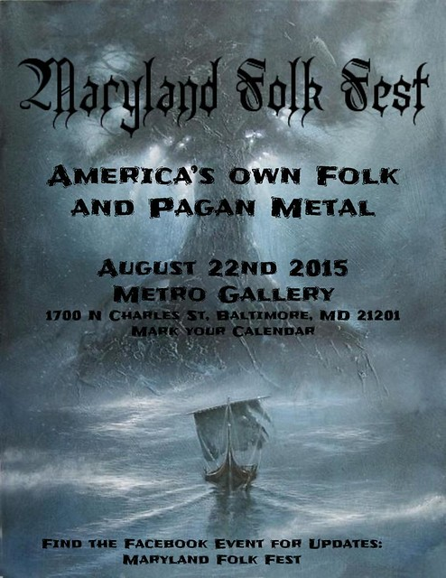 Maryland Folk Fest