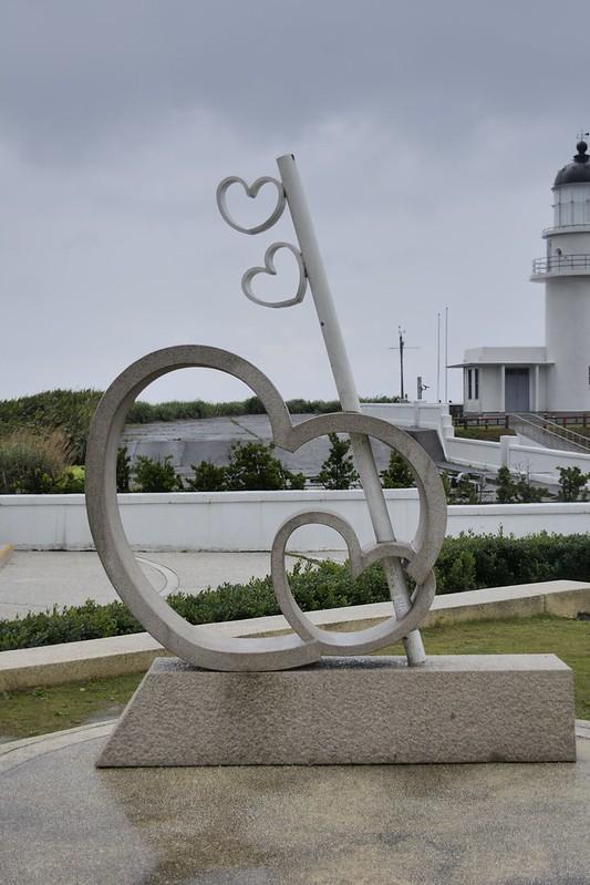 三貂角燈塔的公共藝術