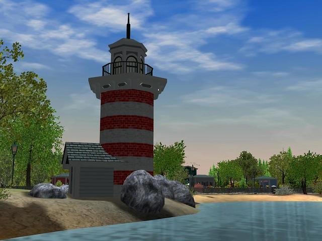 Miramar Park - Front Port