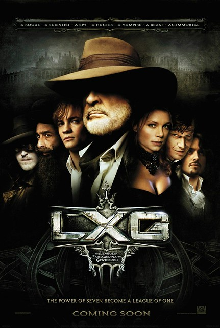 (2003) League Of Extraordinary Gentlemen