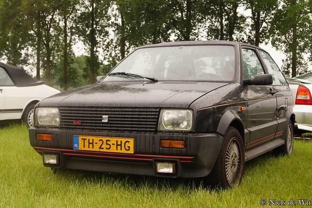 1988 Seat Ibiza SXI