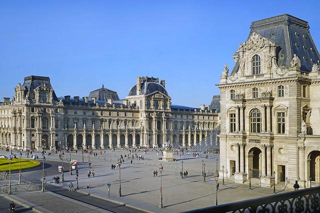 Le musée du Louvre (Paris)