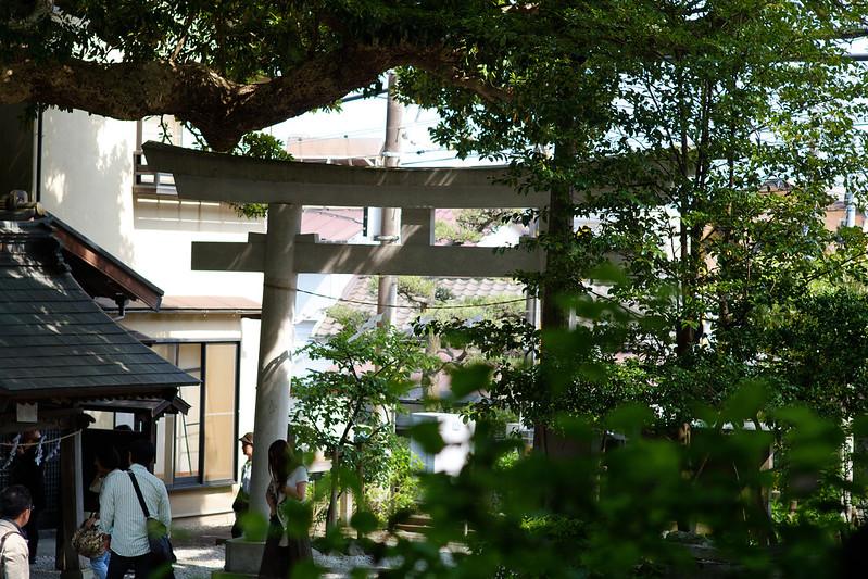 GORYO-JINJA (御霊神社)