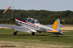 G-ARMG - C1 0575 - Private - De Havilland Canada DHC-1 Chipmunk 22A - Little Gransden - 070826 - Steven Gray - IMG_2595