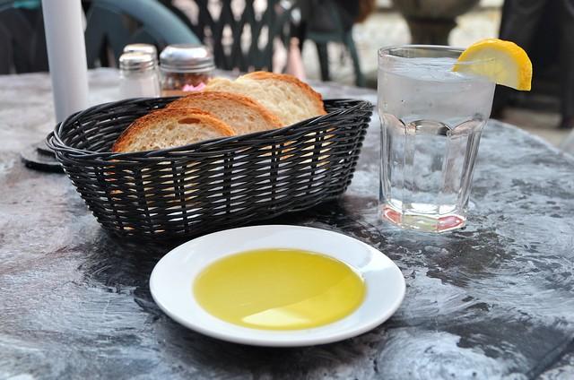 Bread & Olive Oil