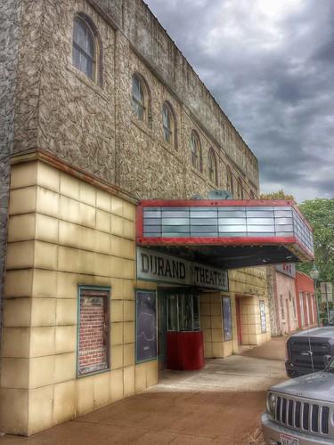 Durand Theatre- Durand WI (1)