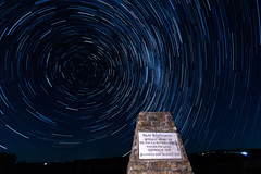 Pulpit Rock Star Trail