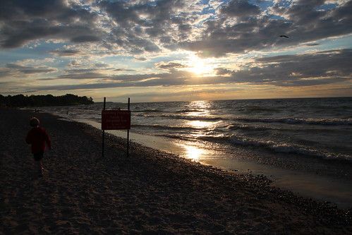 beach sunset soduspt soduspoint sand waves