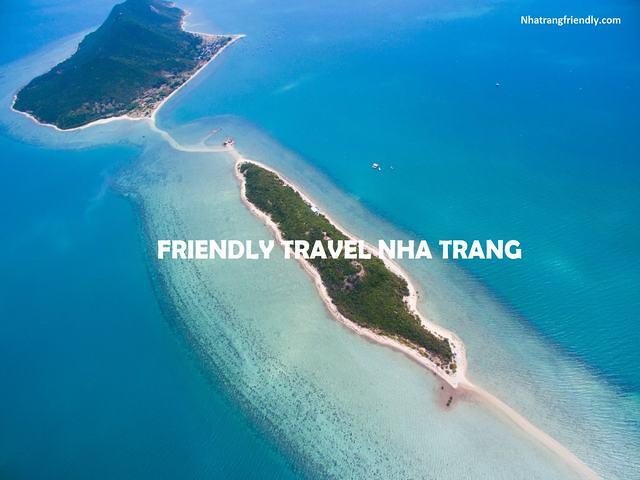 Tour Đảo Điệp Sơn Nha Trang