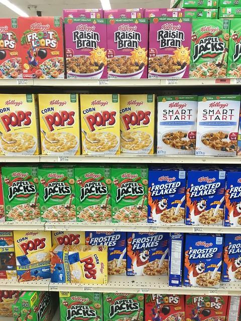 Kellogg's Cereals #4