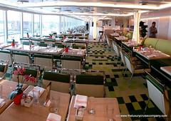 Food, wine and dining ms Koningsdam