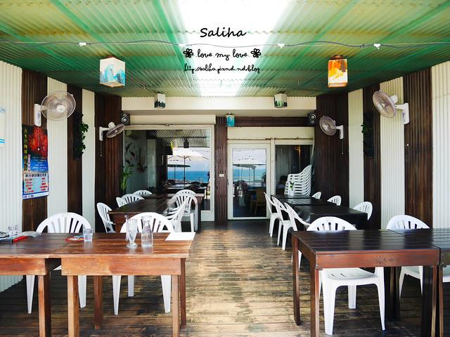 三芝淺水灣海邊咖啡推薦那年夏天餐點 (18)