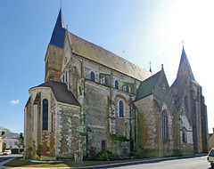 Levroux (Indre).