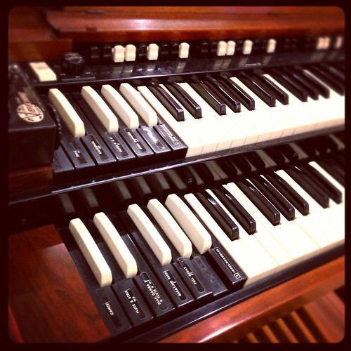 hammond B-3 at MIM