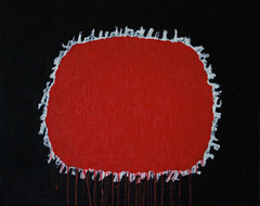 jjprojects posted a photo:	John JohnstonSolar, 2012Acrylic on canvas71cm x 56cm (28 x 22 inches)See more of my artwork at:www.jjprojects.com