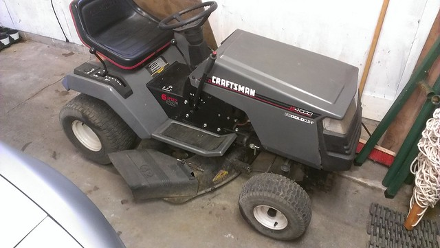 Ross 1993 Craftsman Lawn Tractor Builds And Project Cars Forum