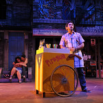 Anthony Alfaro in a scene from the SpeakEasy Stage Company production of IN THE HEIGHTS, extended now thru June 16 at the Stanford Calderwood Pavilion at the Boston Center for the Arts, 527 Tremont Street in Boston's South End.  Tix/Info:  617-933-8600 or www.SpeakEasyStage.com</a>.  Photo:  Craig Bailey/Perspective Photo.
