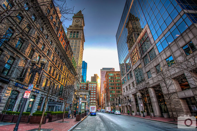 Boston Custom House HDR – Boston, Massachusetts, USA