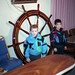 1993-12 Mark, Jon, ships wheel
