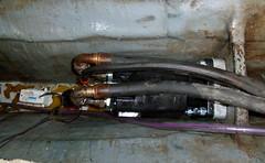 Commercial hydraulic motor M350A