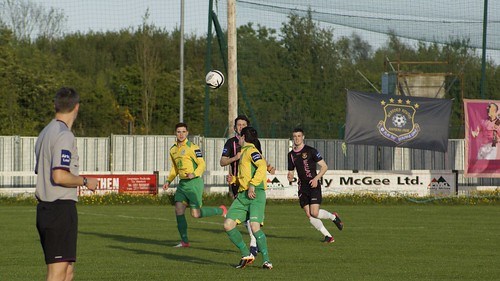 Finn Harps & Wexford Youth in the Airtricity League THE Ball (Copy)