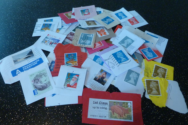 Week 22 - Stamp