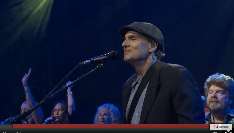 Boston Strong Concert: James Taylor