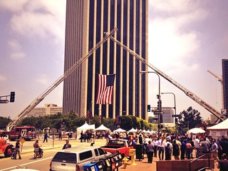 LAFD's 2013 Hope for Firefighters Event