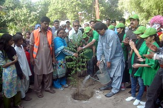 karachi zoo conducted world environment day on 5th june 2013 photo by sajjad (24)