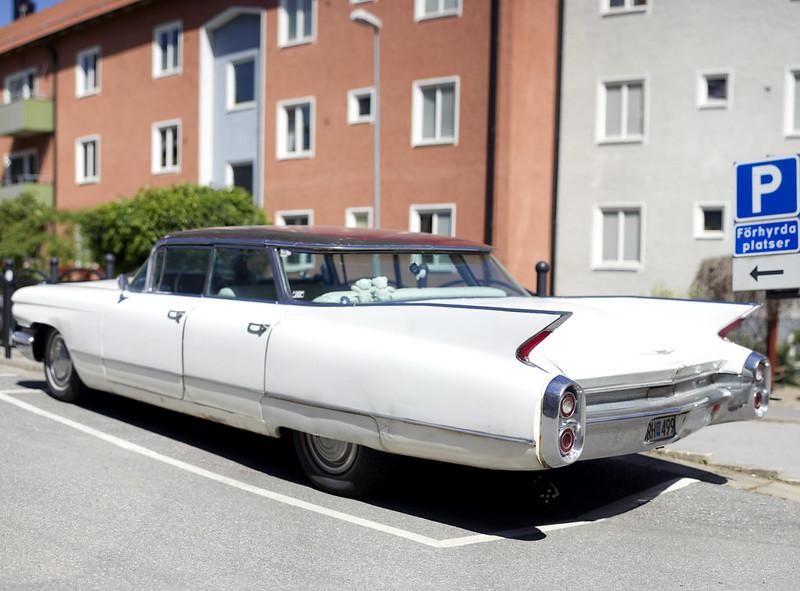 A long car