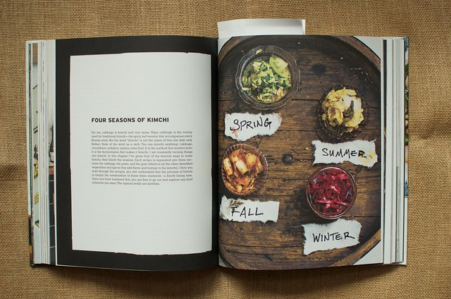 Four Seasons of Kimchi